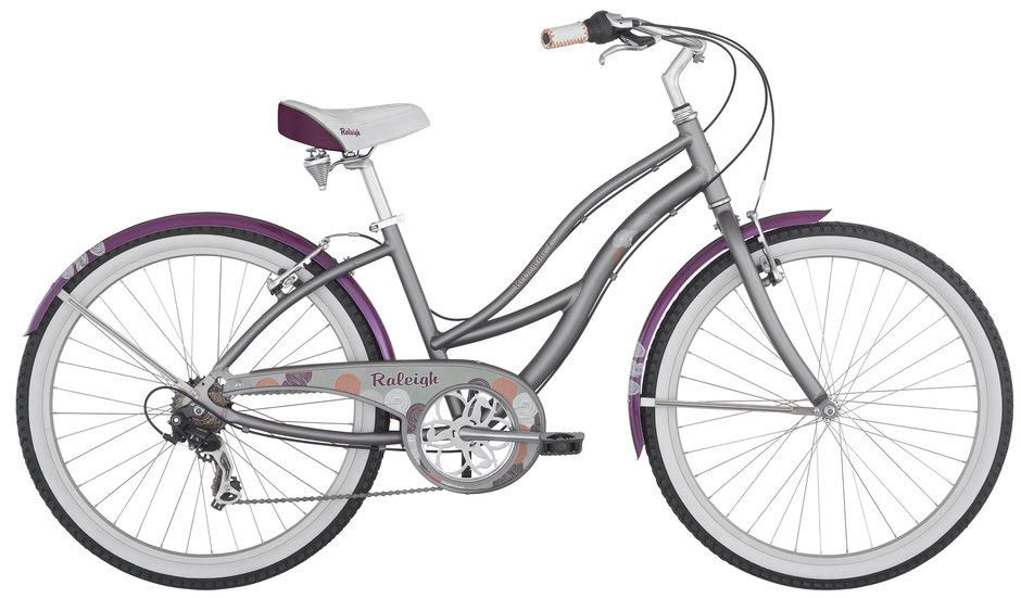Silver/Purple/White