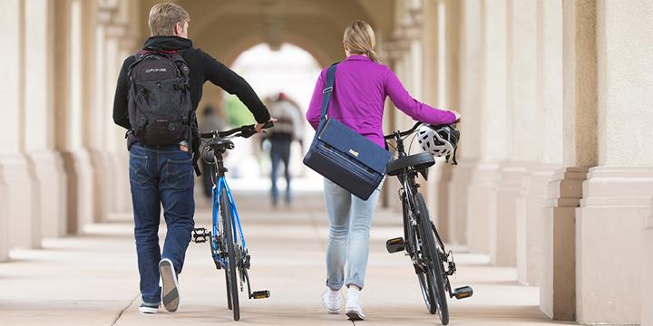 college bike 1