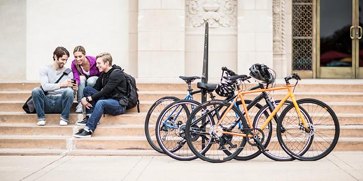 college bike 3