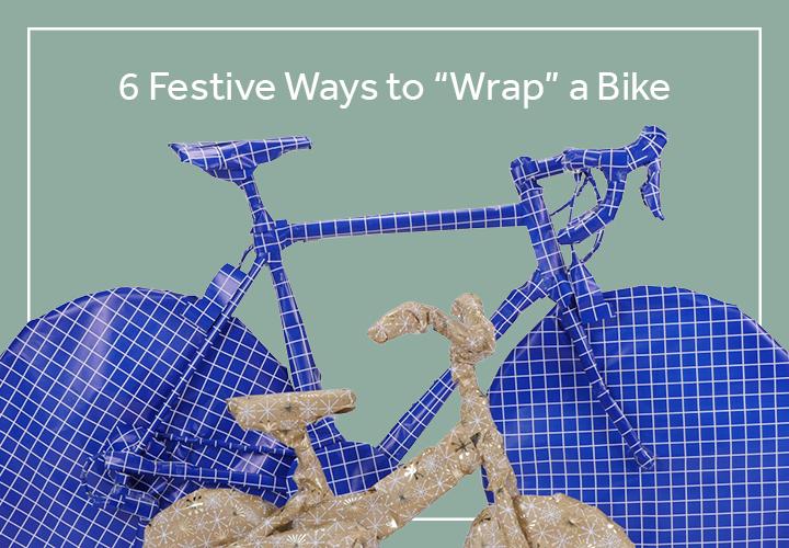 wrap a bike