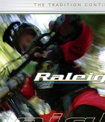 Raleigh 2004 Catalog