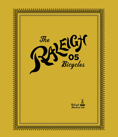 Raleigh 2005 Catalog