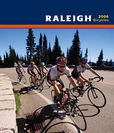 Raleigh 2006 Catalog
