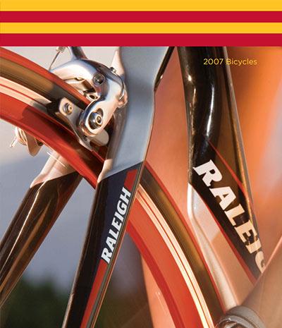 Raleigh 2007 Catalog