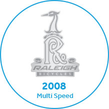 Raleigh Manual 2008 MultSpeed