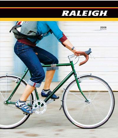Raleigh 2008 Catalog