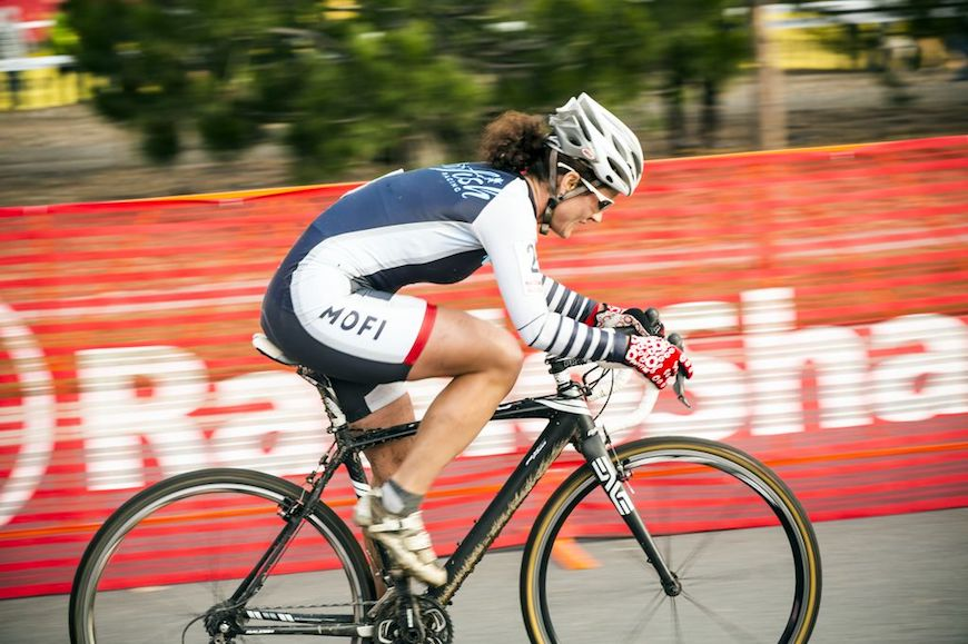 Meet the CX Rider Who Raced Her Way to a Pro Contract