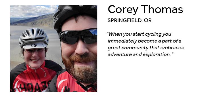 Meet Corey