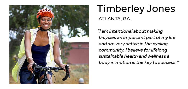 Meet Timberley