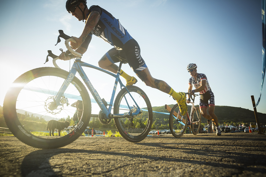 Raleigh's Sea Otter Classic Cyclocross Race