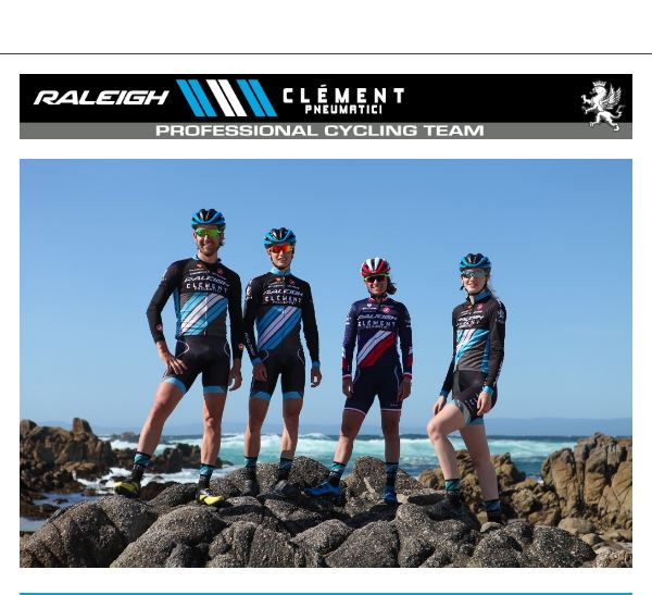 Raleigh-Clement Professional Cycling Team