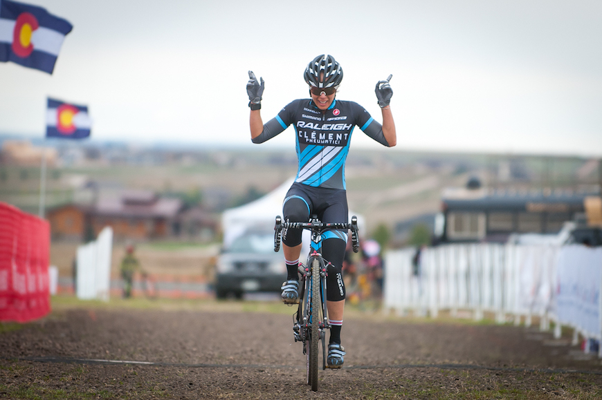 Rebecca Gross Rides to a Win (CREDIT: Dejan Smaic | sportifimages.com)