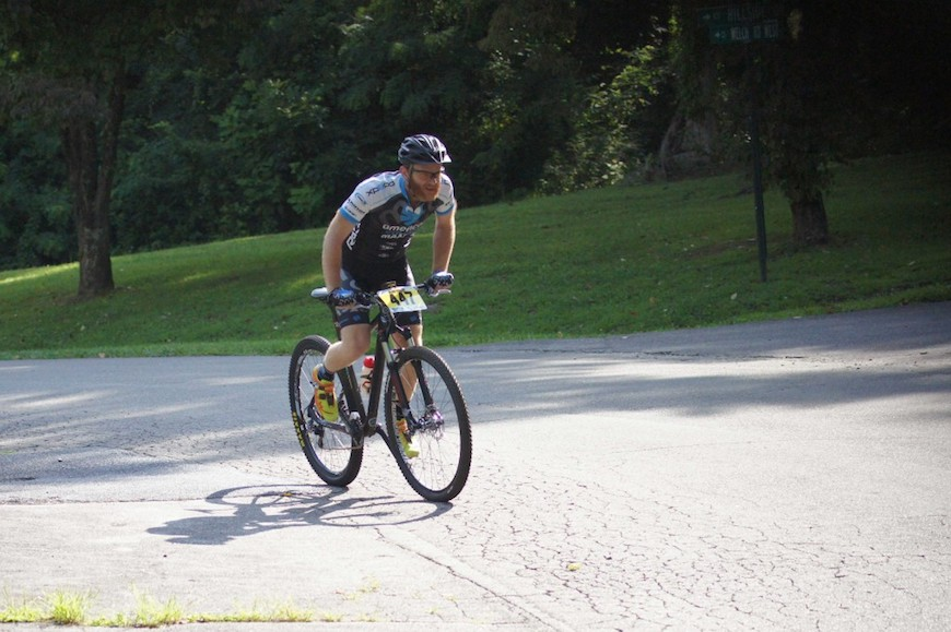 PHOTO: Robert Marion in the 2013 US Cup East/South Eastern Regional Championship series
