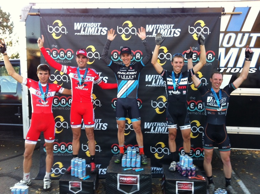 Allen Krughoff on the top step in Longmont, Colorado.