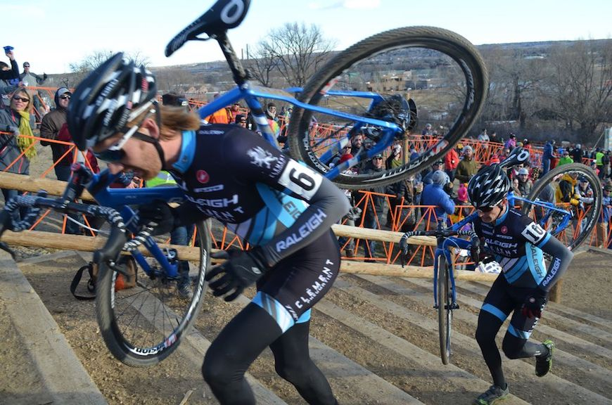 Cyclocross Nationals in Boulder Draws Memorable Raleigh Performances, Huge Crowds