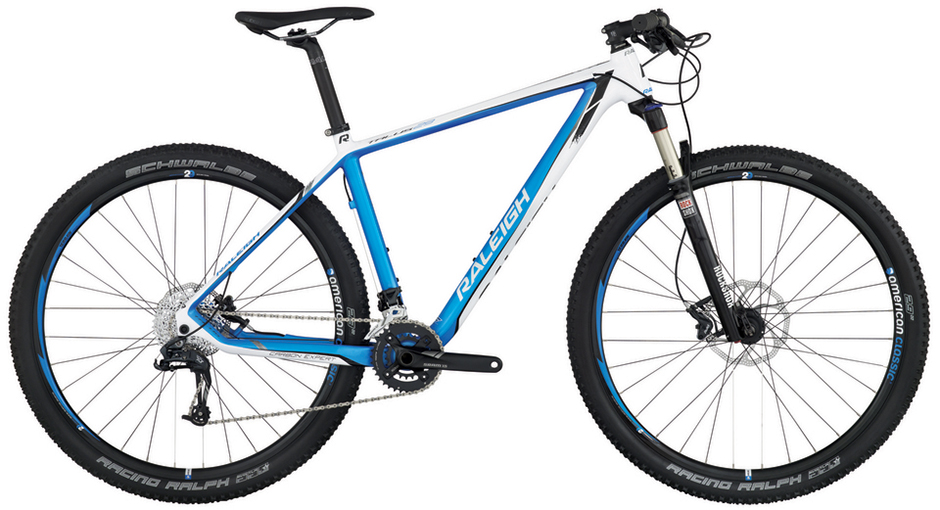 Raleigh Talus 29 Carbon Expert