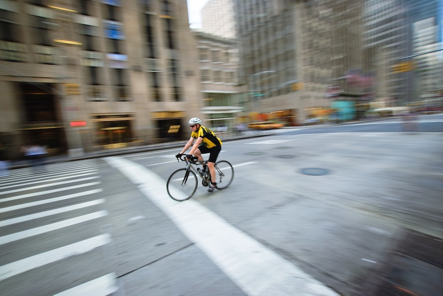 Tune in to the Benefits of Biking to Work