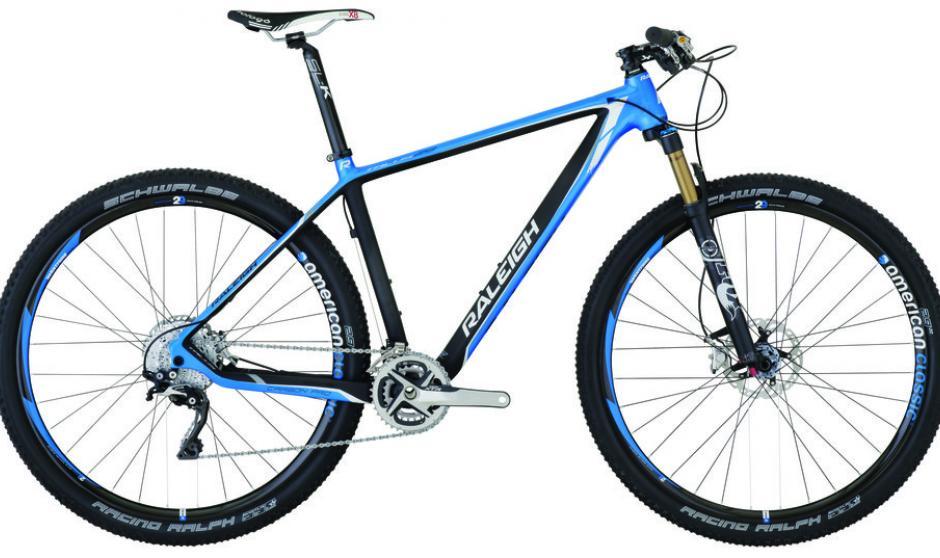 2014 Talus 29 Carbon Pro