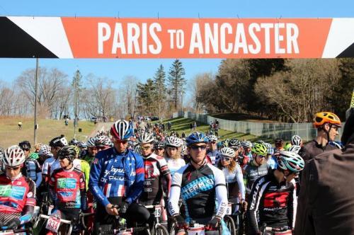 The Adventure Race of a Lifetime: Paris to Ancaster