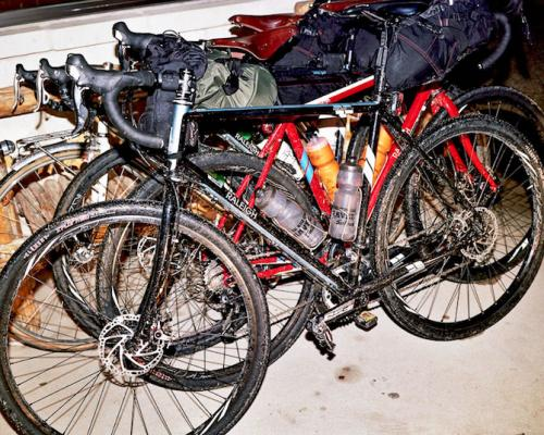 Raleigh 2015: Riding 'Cross and Gravel