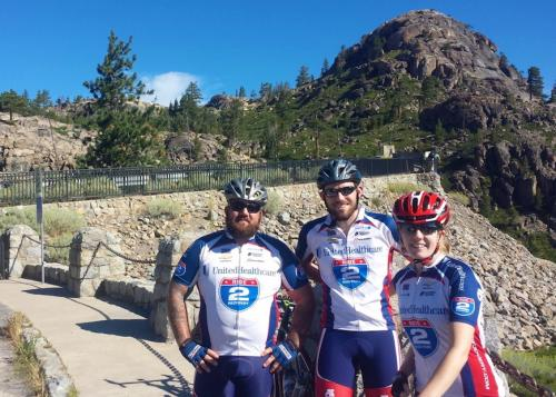 An Awe-Inspiring Ride to Recovery