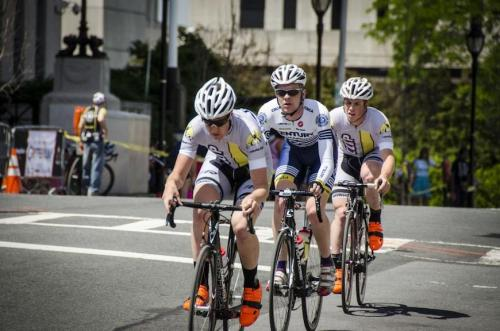 CCAP Holds Their Line at the Keith Berger Memorial Crit