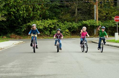 A Bike to School Program Produces Lifelong Riders