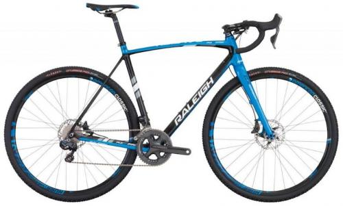 Raleigh Previews 2015 Cyclocross Bikes at Sea Otter